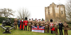 Show Your Support On Armed Forces Day