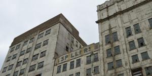 Video: Inside Silvertown's Millennium Mills