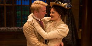 David Suchet In Drag Shines In Oscar Wilde Classic