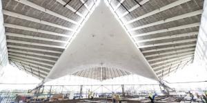London's Top Five Truncated Hyperbolic Paraboloids