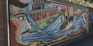 Visit This Incredible Mural In Creekmouth