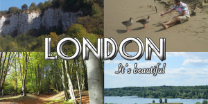 London: City Of Lakes, Forests And Beaches
