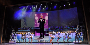 Sinatra Resurrected At The London Palladium