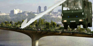 Alternative Uses For London's Now-Redundant Water Cannons