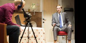 Madness Pervades Stephen Merchant's West End Debut