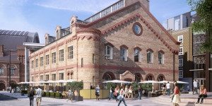 Historic German Gymnasium Building To Become A German Restaurant
