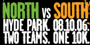 Nike Run London: North vs. South