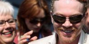 Axl Rose - The New Diana?