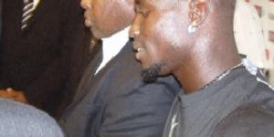 Football: Ghana v Senegal at Millwall