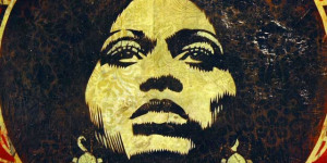 Preview: Shepard Fairey at StolenSpace