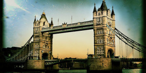 Tower Bridge Brought Down To Size