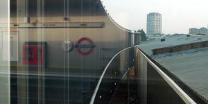 Wood Lane Station Opens