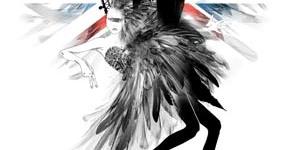 London Underground Tarts Up For London Fashion Week