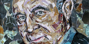 London Artists: Rosalind Freeborn's Paper Portraits And Local Shopkeepers