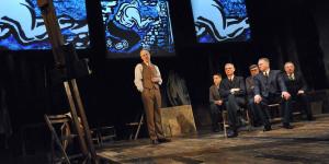 Review: The Pitmen Painters @ Duchess Theatre