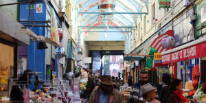 Booming Brixton Village