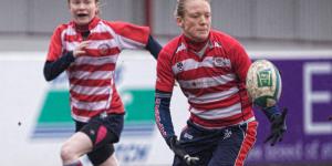 Alternative London Workouts: Women's Rugby