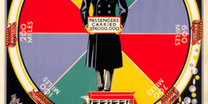 Exhibition Preview: Painting By Numbers @ London Transport Museum