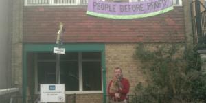 Lewisham Activists Reclaim Council Houses For Homeless Families