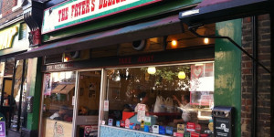 The Fish & Chip Detective: The Fryer's Delight, Holborn