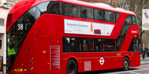 In Pictures: A Ride On The New Bus For London