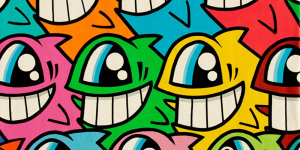 Art Review: Pez @ Tony's Gallery
