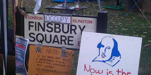 Occupy Finsbury Square Served Eviction Notice