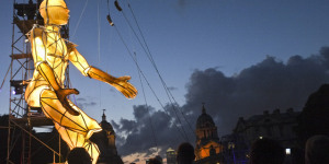 In Pictures: Greenwich & Docklands International Festival