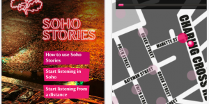 App Review: Soho Stories