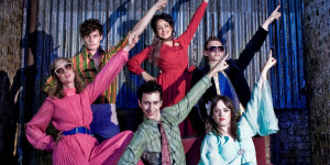 Film Review: Saturday Night Fever @ Old Vic Tunnels