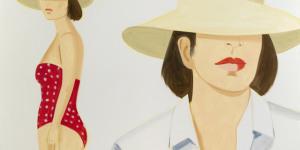 Art Preview: Alex Katz @ Timothy Taylor Gallery