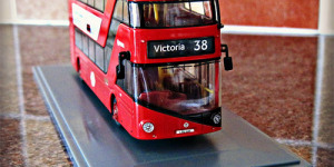 TfL To Purchase 600 New Buses For London