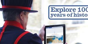 Tower Of London Has World's Longest Facebook Timeline