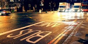 North London Bus Strikes Underway