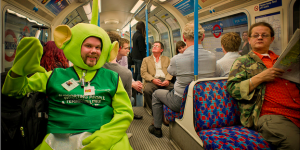 The Londonist Alphabet Game: Stupid Things To Do On The Tube