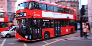 Happy Birthday, New Bus For London
