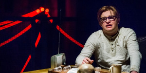 Theatre Review: Hamlet @ The Rose, Bankside