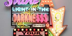 Heaven & Hell In Neon: Chris Bracey @ Scream