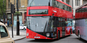 New Bus For London Coming To Routes 9 And 390