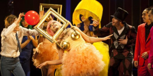 Swan Lake Reloaded Is Gutter Baroque At Its Best