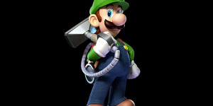Meet Luigi At Nintendo StreetPass Event