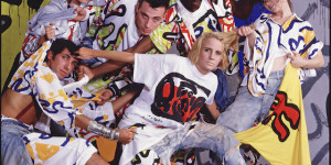 1980s Fashion Makes A Comeback At The V&A