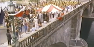 Terror At London Bridge...Starring David Hasselhoff