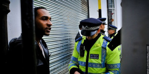 Stop And Search Reforms Delayed By No.10