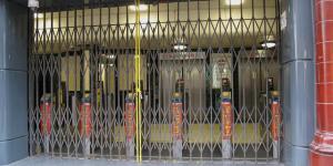London's Early Tube Strikes