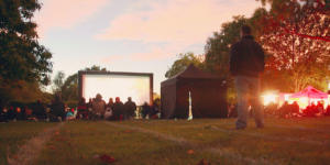 Classic Outdoor Cinema At London's Parks