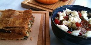 Vegetarian London: Opso Restaurant Review