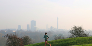 The Friday Photos: Running Around