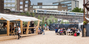 Street Food Carnival Comes To Elephant And Castle