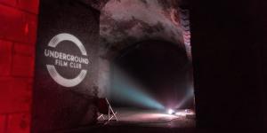Victorian Vaults Host Underground Film Club